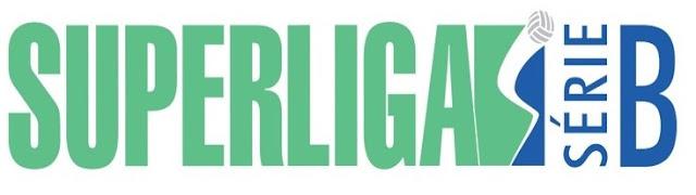 """Resultado de imagem para VÔLEI – SUPERLIGA """"B"""" 2020 - logos"""