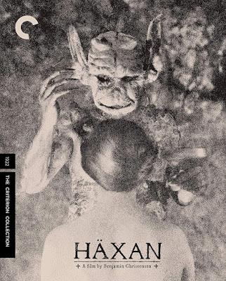 Haxan 1922 Bluray Criterion