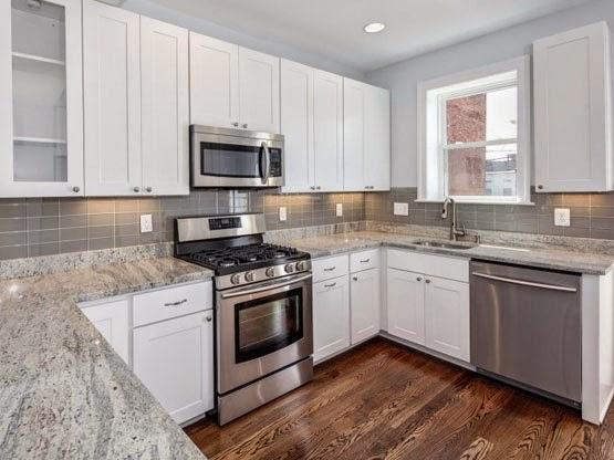 Jasa Renovasi Dan Bangun Rumah 5 Contoh Desain Kitchen