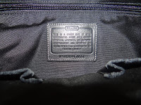 Coach Label
