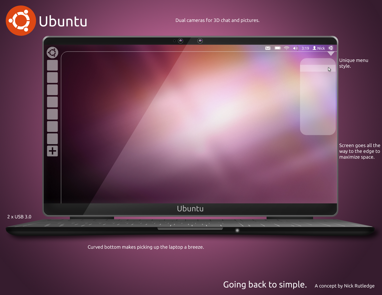 Ubuntu Notebook