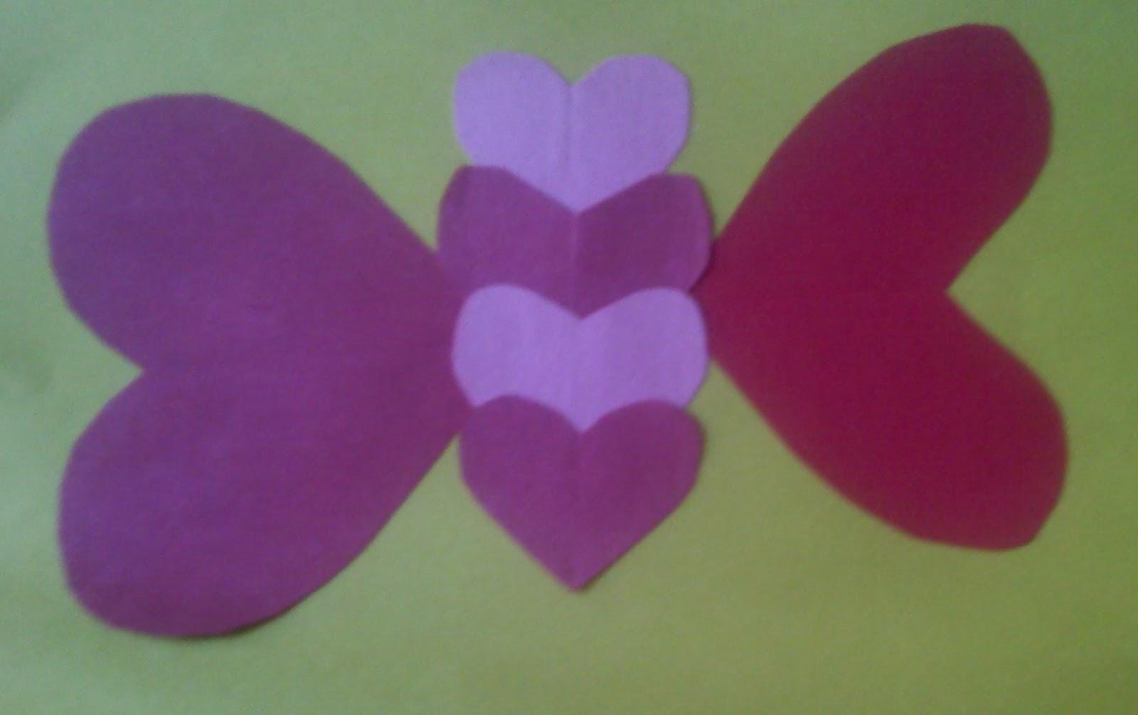 Preschool Winter Crafts Valentine Craft Paper Plate