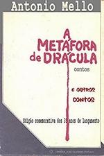 capa do livro A Metáfora de Drácula