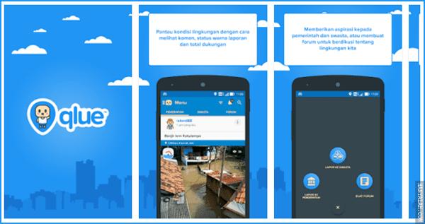 Download Gratis Aplikasi Qlue - Keluhan yang berkualitas