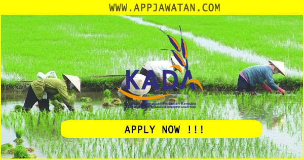 Lembaga Kemajuan Pertanian Kemubu (KADA)