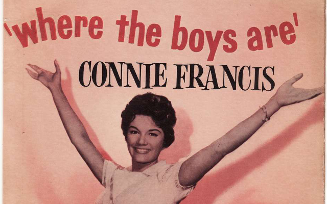 Where the boys are, Connie Francis
