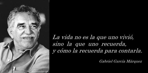 7 Frases Del Gran Gabriel García Márquez Que Dejó A Todas