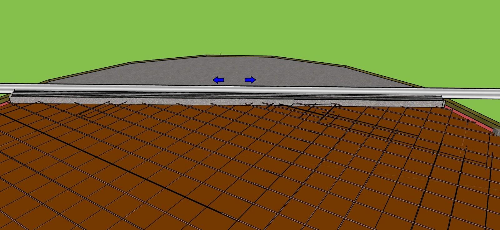 piscine hors sol r alisation de l 39 assise. Black Bedroom Furniture Sets. Home Design Ideas