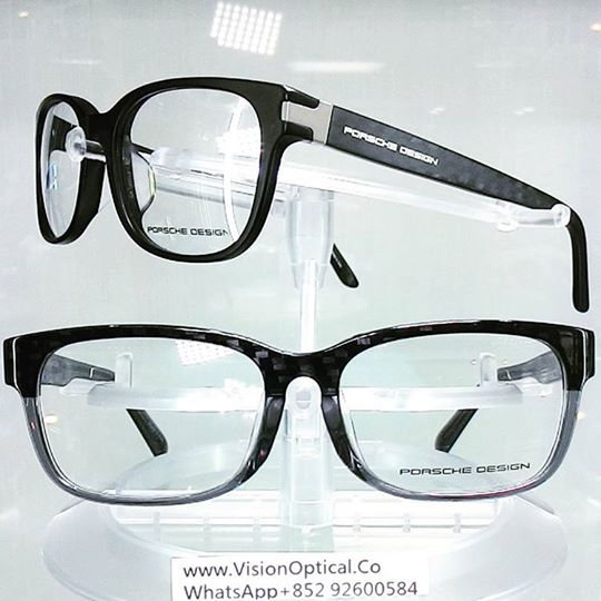 Porsche Design Asian-fit眼鏡