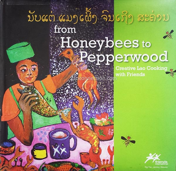 From Honeybees to Pepperwood cover photo