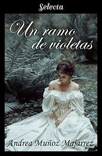 Un ramo de violetas- Andrea Muñoz Majarrez