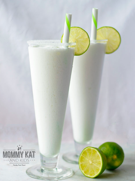 Lime in the Coconut Cocktail #drink #cocktail