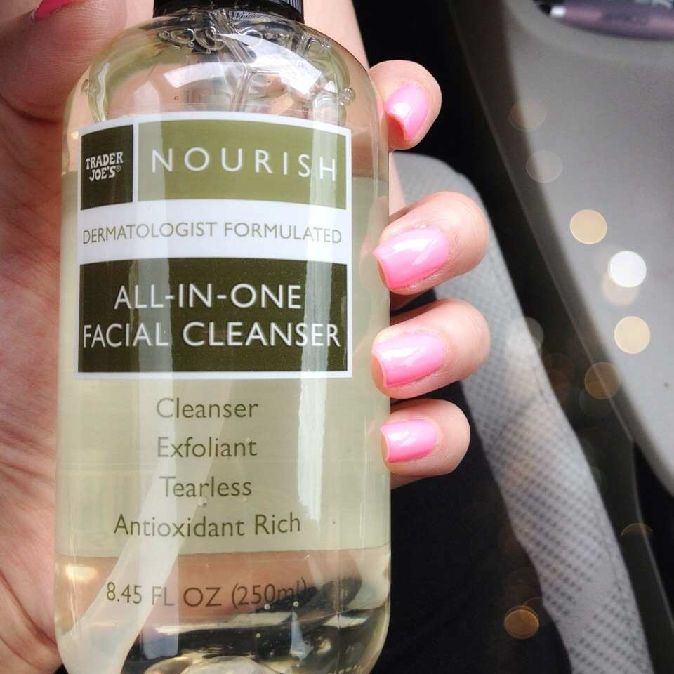 Nourish All-In-One Facial Cleanser by Trader Joe's #8