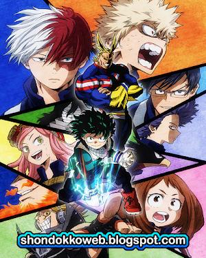 Boku no Hero Academia 2nd season (25/25) Sub Español MEGA