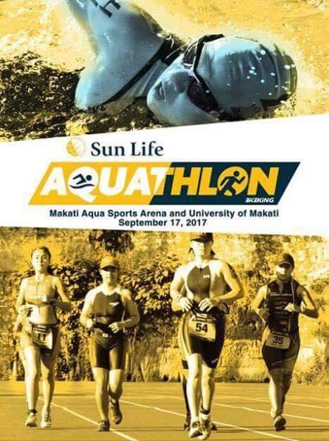 Sun Life Hosting First-ever Aquathlon