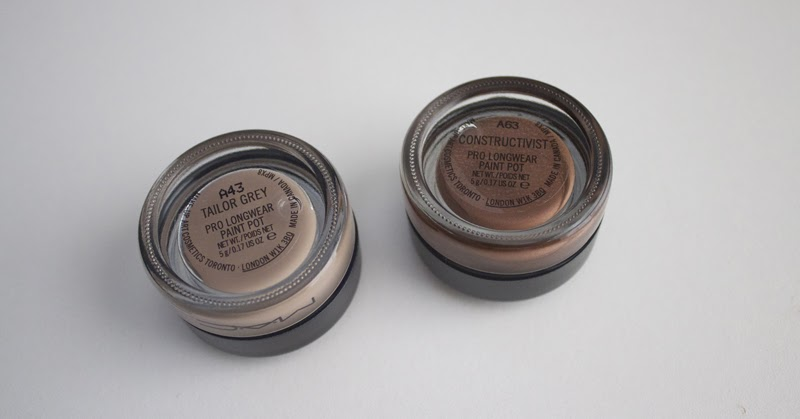 All Things Gold Can Stay Mac Paint Pots Vs Maybelline