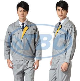Cach mua Quan Ao Bao Ho Lao Dong Mua Dong cho Cong Nhan