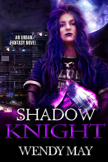 premade urban fantasy book cover, Wendy May, Shadow, Knight