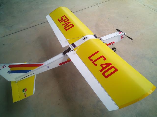 Coroplast Construction Techniques    Gforce-RC Planes