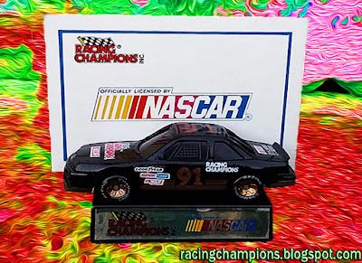 1991 Sears Racing Champions #91 Set NASCAR diecast blog