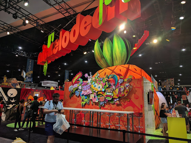 Nickelodeon Latin America to Attend Comic Con Colombia 2019
