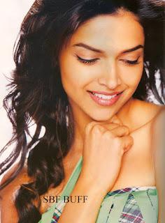 Deepika Padukone Shy Pose