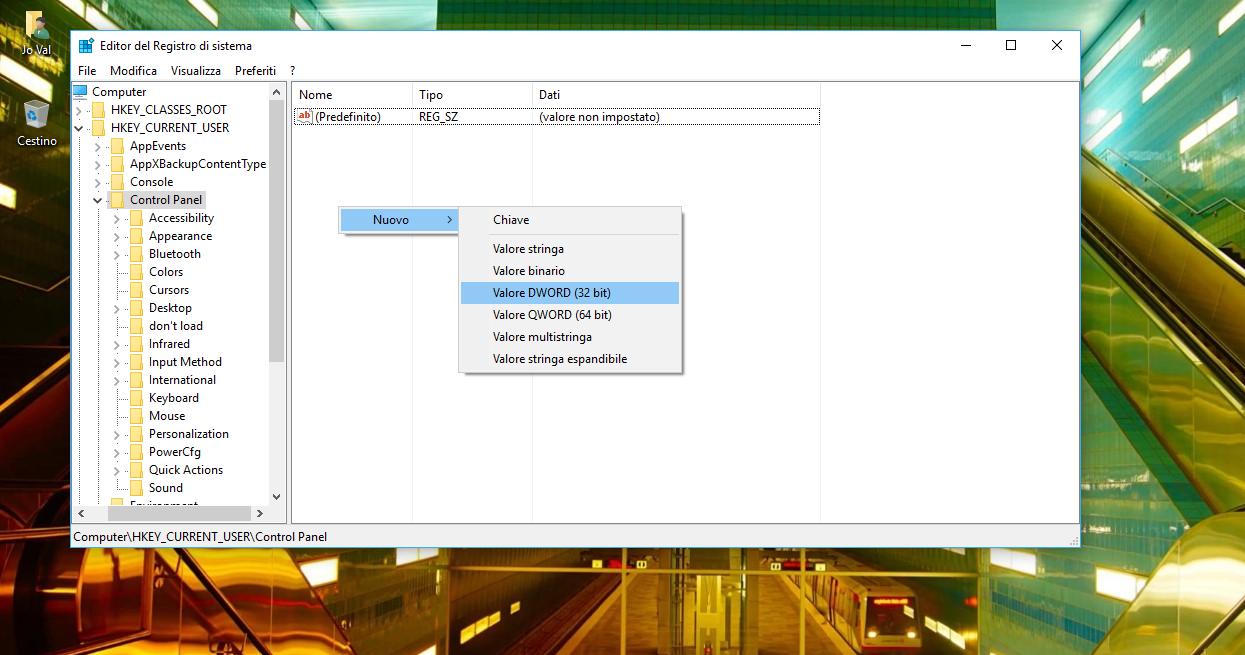 """Come abilitare l'opzione nascosta """"Condivisione"""" nelle Impostazioni di Windows 10 2 HTNovo"""
