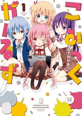 Manga Kaori Hanzawa's Comic Girls Mendapatkan TV Anime