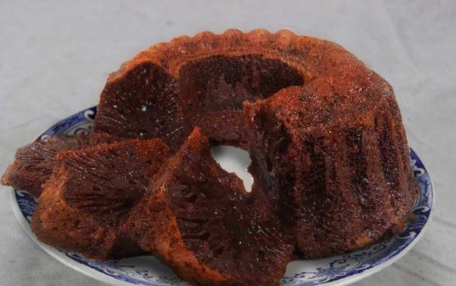 Resep Membuat Bolu Karamel Panggang Semut Lezat dan Lembut