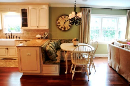 Kitchen corner booth furniture furniture design blogmetro - Kitchen corner booth ...