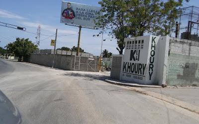 Empresa Khoury Industrial trata de intimidar medios de comunicación en Barahona cuando se les denuncia.