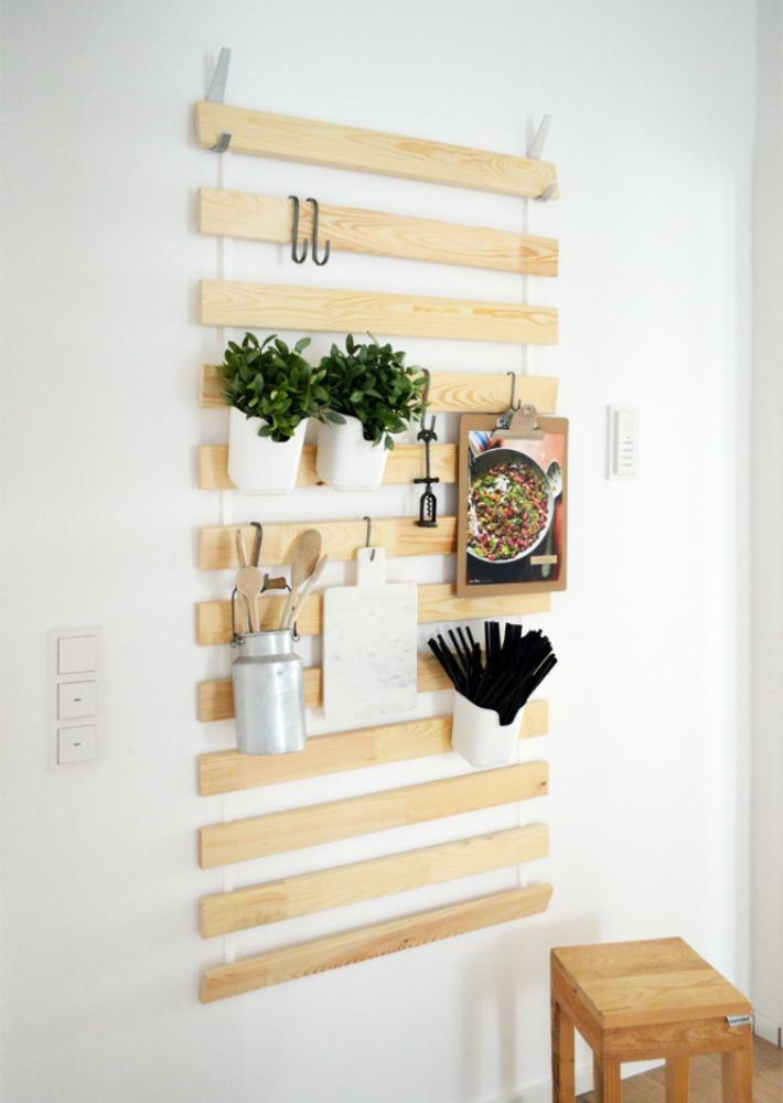 Un Ikea hack para cualquier estancia