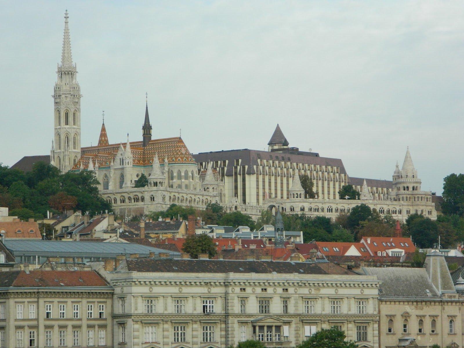 budowle-Budapeszt