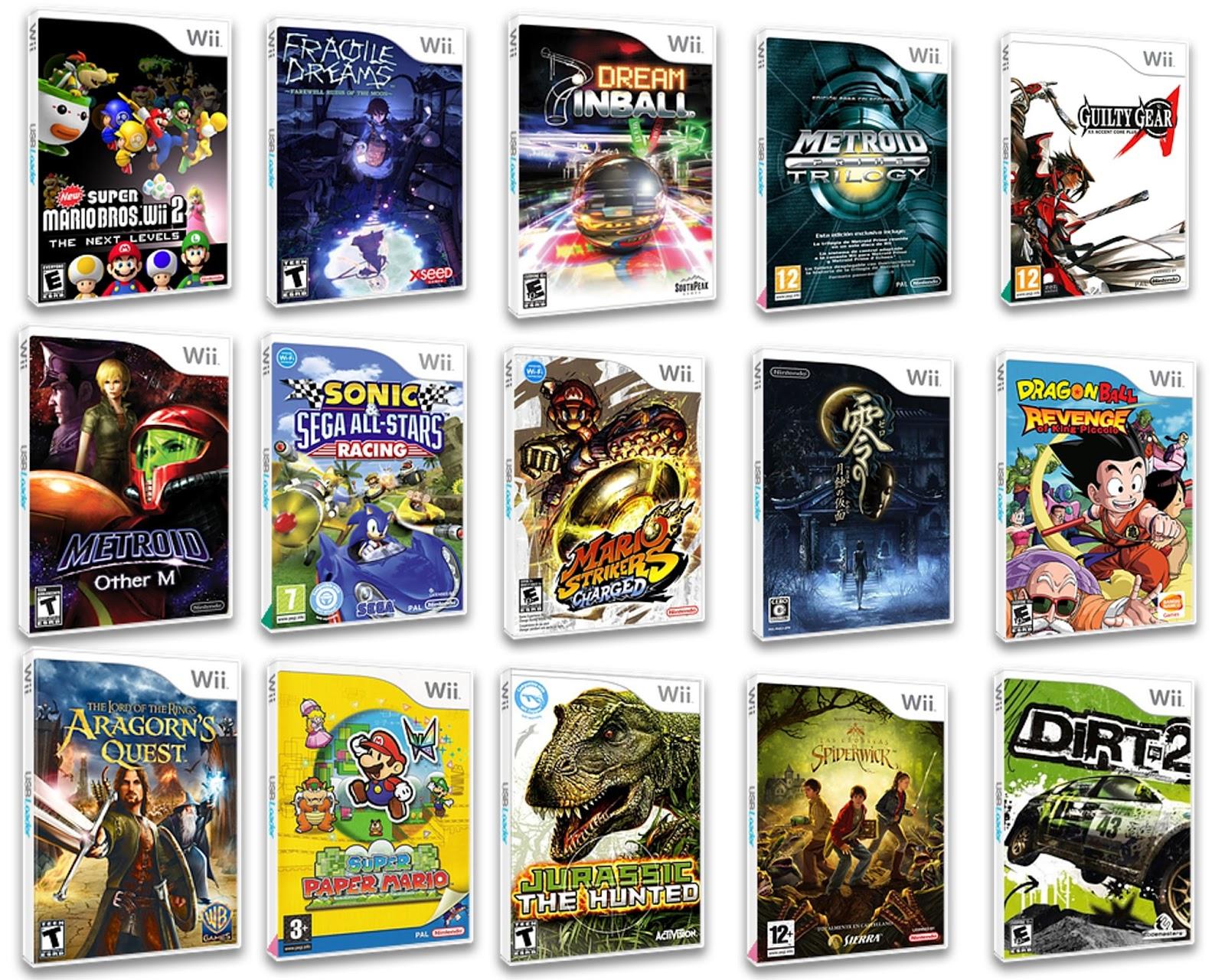 Descargar Juegos Wii Wbfs Download Oliv