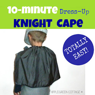 diy cape costume