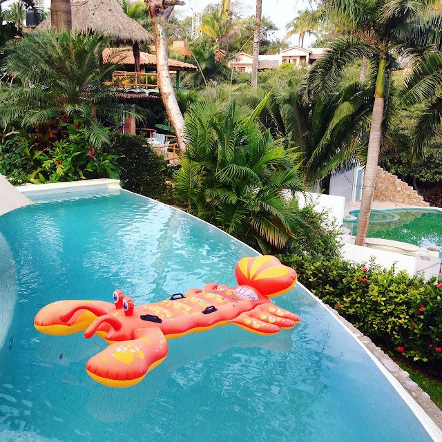 Villa rental in Sayulita Mexico via Sayulita Life