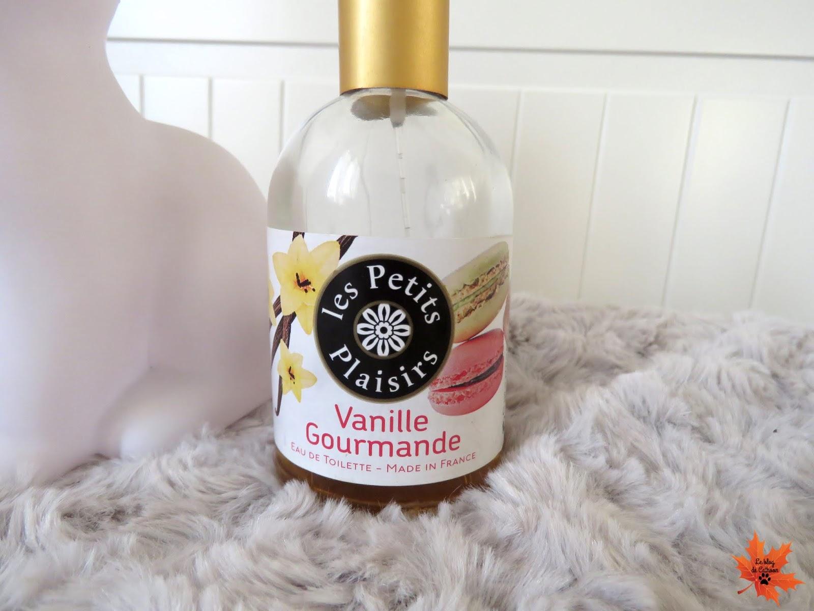 Vanille Gourmande - Eau de Toilette - Les Petits Plaisirs