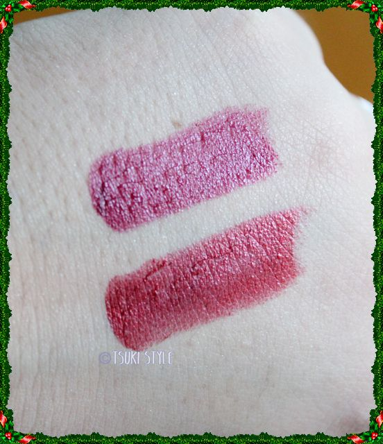 l'absolu rouge swatch