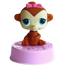 Littlest Pet Shop Special Monkey (#159) Pet