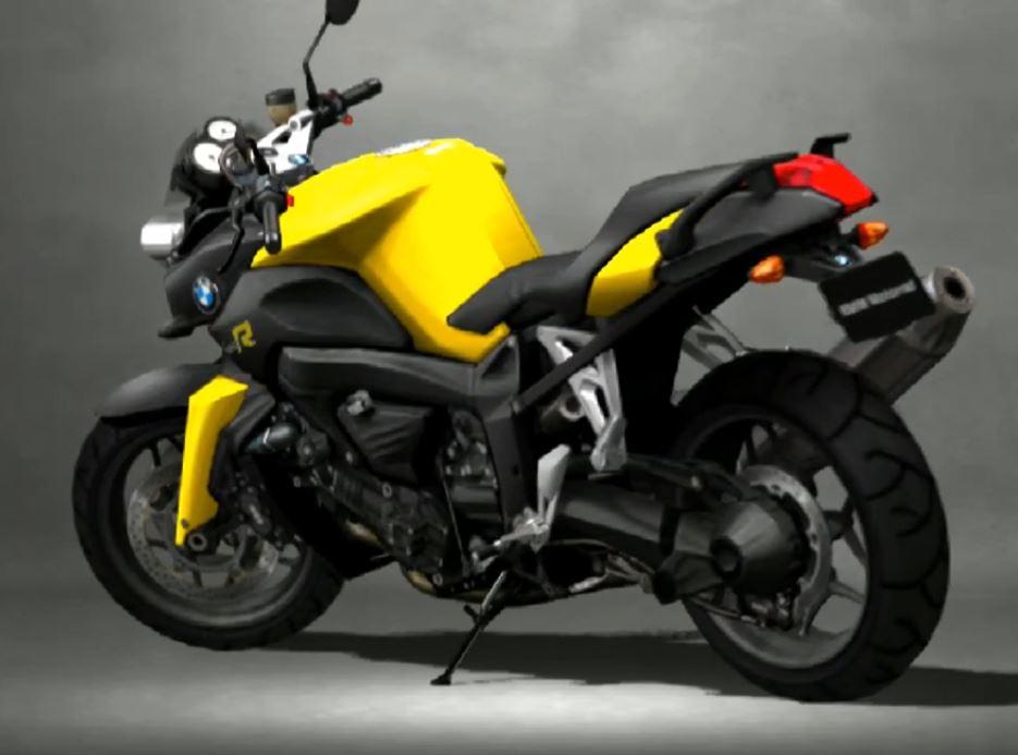 BMW Motorrad K1200R 2005