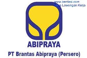 Lowongan PT Brantas Abipraya (Persero) September 2016