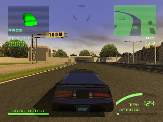 Knight Rider: The Game - PC Full Version Free Download