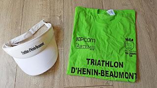 Triathlon d'Hénin Beaumont