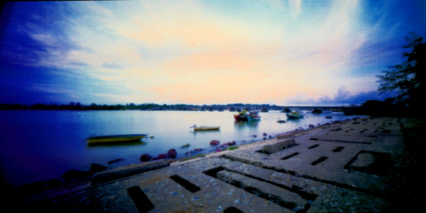 5 Film Cameras To Get Started With - Holga 120 Pan Sample Image