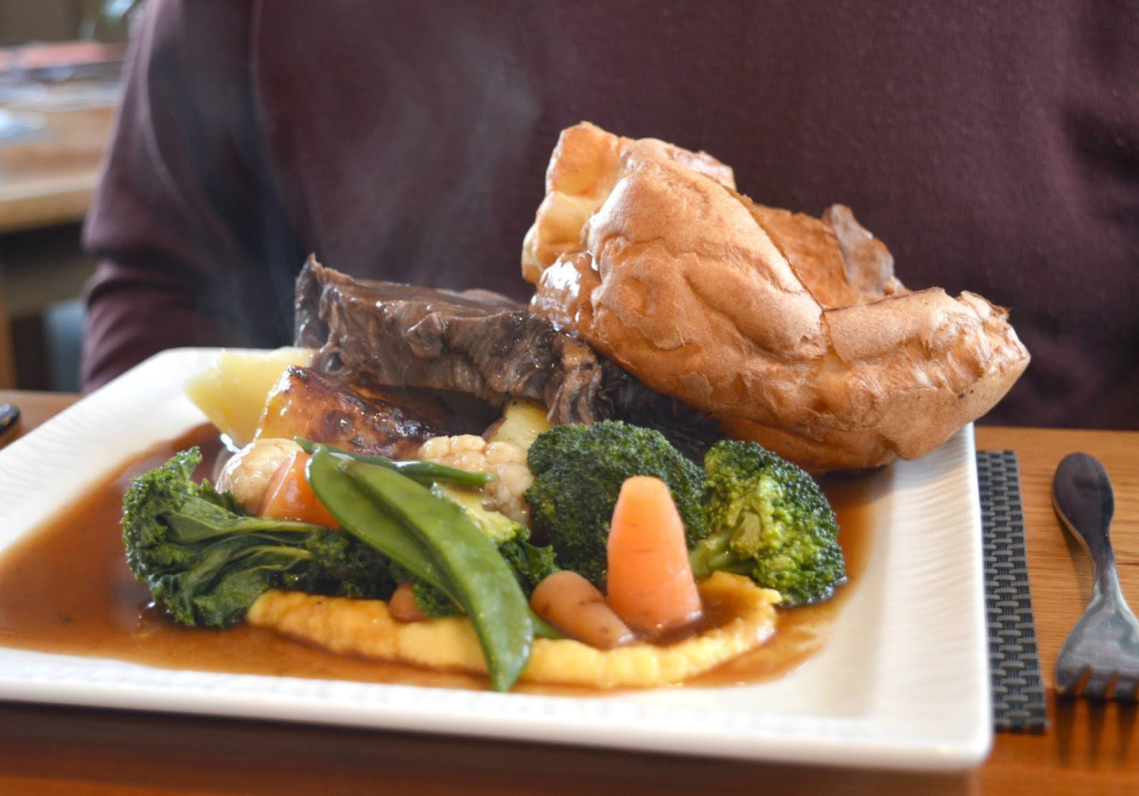 Sunday Lunch at Earl of Pitt Street  - Beef