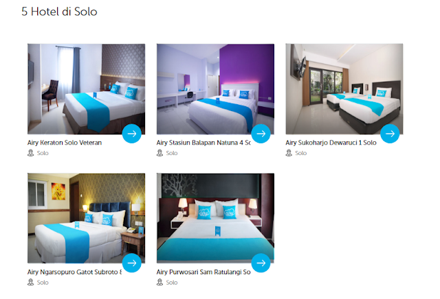 hotel murah solo