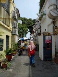 taman everton, everton park, singapura, jalan-jalan ke singapura, tempat wisata di singapura