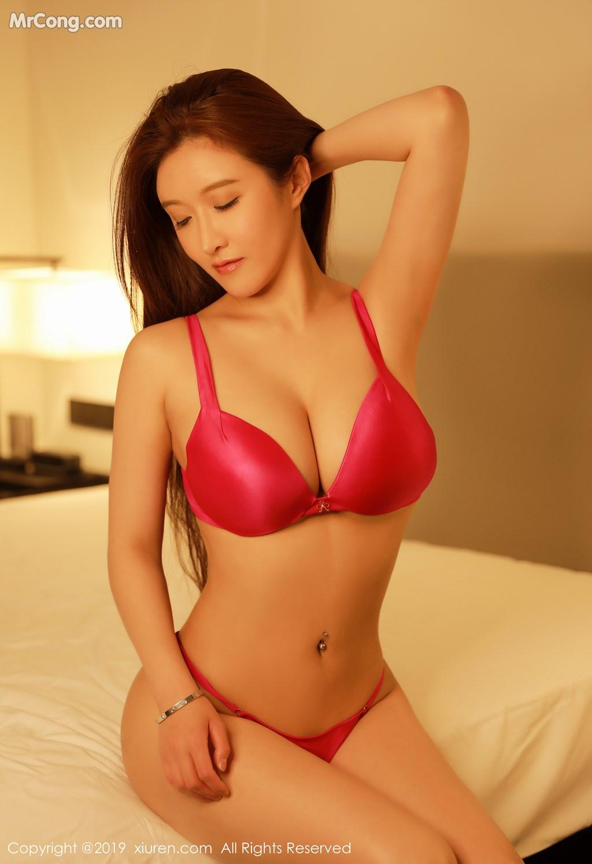Image XIUREN-No.1500-Jenny-MrCong.com-003 in post XIUREN No.1500: 任莹樱 Jenny (40 ảnh)