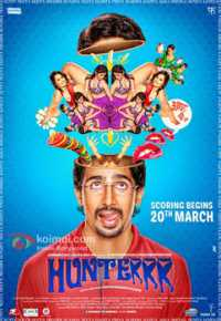 Hunterrr (2015) Download Hindi Movie DVDScr 300MB