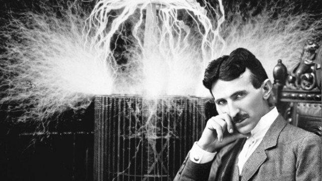 Tesla Coil, Nikola Tesla